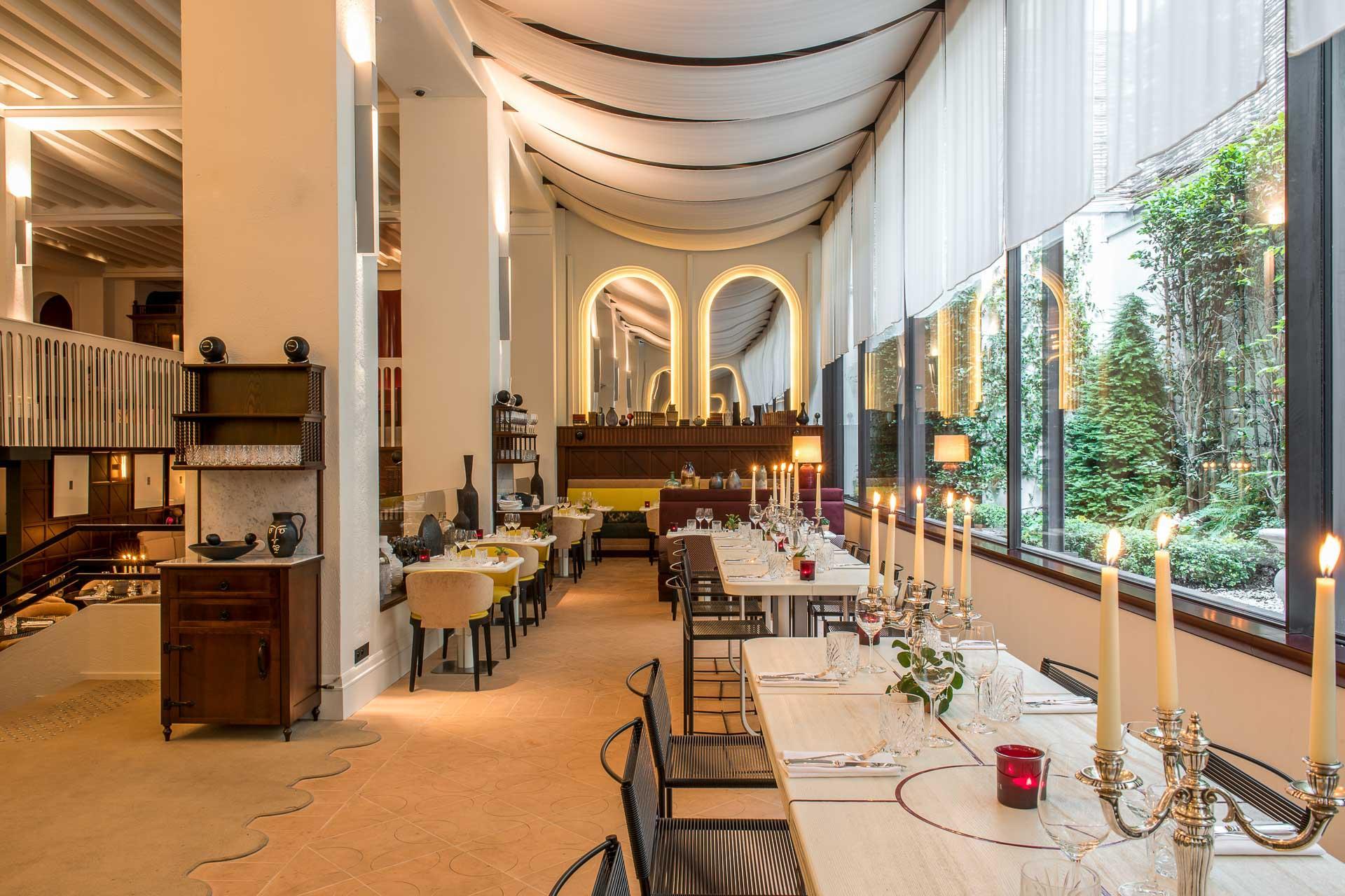 Hôtel Sinner Restaurent